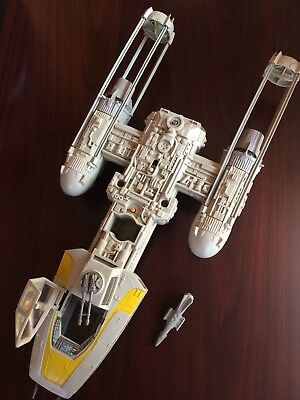 Y-Wing Fighter Vintage 1983 Return Of The Jedi