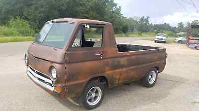 1965 Dodge Other Pickups A100 1965 dodge a100 pickup rat rod gasser patina
