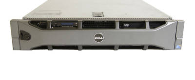 Dell PowerEdge R710 Rackmount Server, Dual 6-Core 2.66 GHZ/16GB RAM/2X300GB SAS#