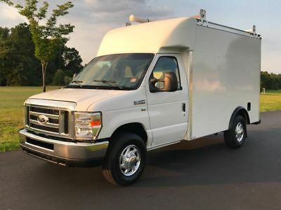 2014 Ford E-Series Van E350 SPARTAN WALK-IN 1-OWNER 2014 E-350 SPARTAN UTILITY VAN ONLY 78k MILES ! CLEAN CARFAX POWER OPTIONS MINT!