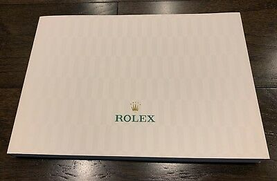 ROLEX Watch CATALOG 2014-2015 Oyster Perpetual Full Collection AUTHENTIC NEW