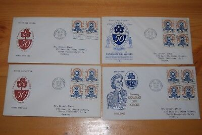 Weeda Canada 389 Cacheted FDCs, lot of First Day Covers