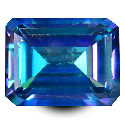 2.96 Ct AAA+ Grand Style Octogone (9 X 7 mm) Tendance Solo Topaze Libre