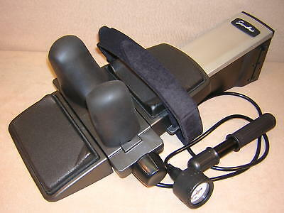SAUNDERS Cervical Home Traction Device 199594 w/ Case