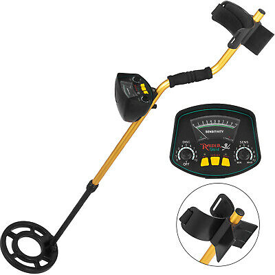 Visua Discriminating Metal Detector With Pinpoint Function Free Delivery