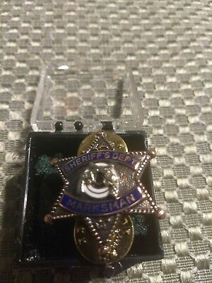 Los Angeles County Sheriff's Shotting Pin .Marksman