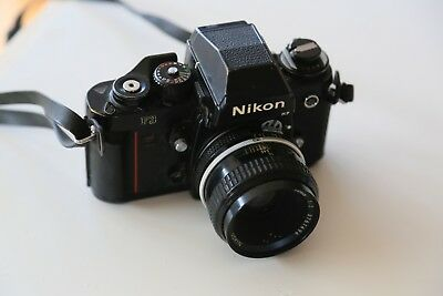 Nikon F3HP 35mm Film Camera