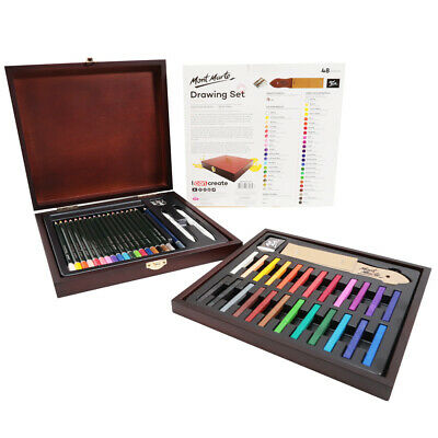 Mont Marte Signature Drawing Set 48pc