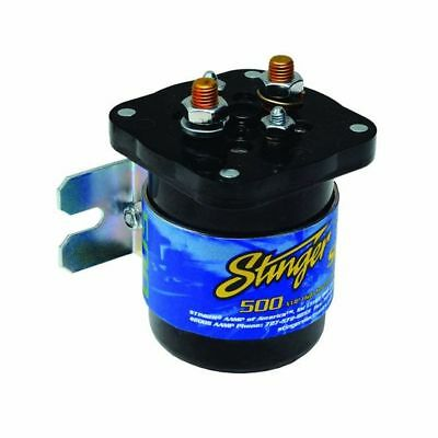NEW STINGER SGP35 500 AMP RELAY BATTERY ISOLATOR for CAR AUDIO AMPLIFIER SYSTEMS