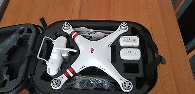 DJI Phantom 3 Standard, Excellent Condition - with DJI Backpack & Accessories.