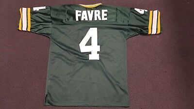 Trikot Green Bay Packers, Brett Favre, #4