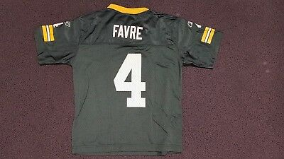 Kindertrikot Green Bay Packers, Brett Favre, #4
