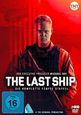 The Last Ship - Season/Staffel 5 # 3-DVD-BOX-NEU