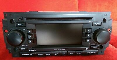 Navigation-MP3-DVD-Radio Navi für Jeep Grand Cherokee WH/WK Dodge-Chrysler -Mopa