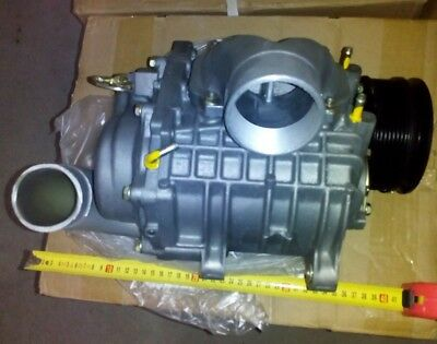 TURBO COMPRESSORE VOLUMETRICO SUPERCHARGER MECHANICAL TURBOCHARGER TURBO sc14 2