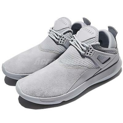 71f120034b7a35 Nike Jordan Fly 89 Wolf Grey Solid Men Lifestyle Shoes Sneakers 940267-014