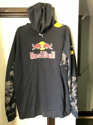 Puma Red Bull Racing Hoody 2XL