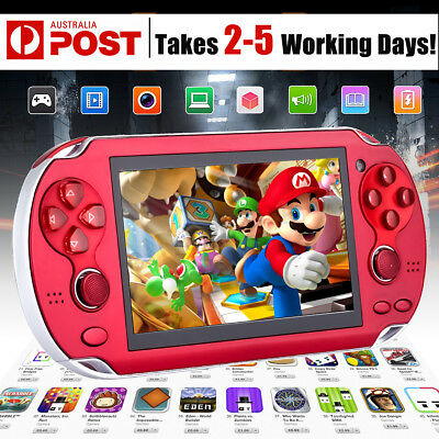 4.3'' 16GB 10000 Games  Handheld Video Game Console Player Games Kids Xmas Gift
