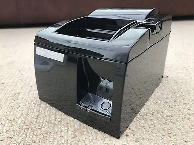 Star Micronics TSP113GT High Speed Thermal Receipt Printer USB Gloss Black