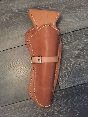WESTERN GUN HOLSTER Genuine Leather