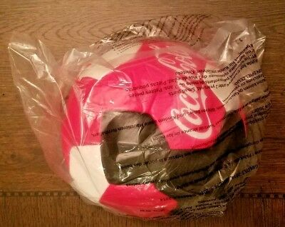 ⚽NEW Coca Cola Official 2018 FIFA World Cup Russia Soccer Ball (Never Inflated)⚽