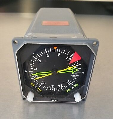Collins RMI-36 indicator. GNS-530 packages also available