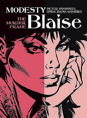 Modesty Blaise - The Murder Frame by Peter O'Donnell (Paperback) NEW Book
