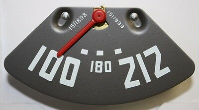 1947 1948 1949 Chevrolet Truck Temperature Gauge 100-212 ° # 47-9263-8212 New