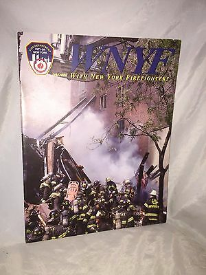 Excellent Firefighters WNYF 4/2006 Edition WITH NEW YORK FIREFIGHTER magazine