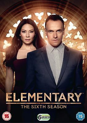 Elementary: The Sixth Season (Box Set) [DVD]