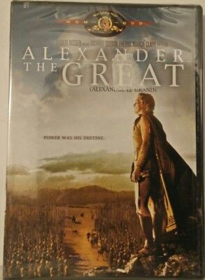 Alexander the Great (DVD, 2004, Canadian) Brand New