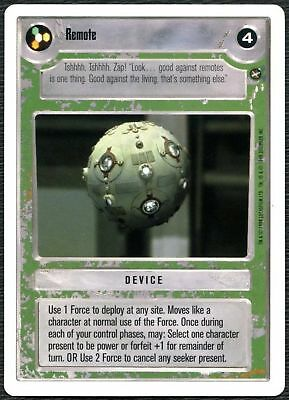 Star Wars Hoth Unlimited DS Common 1998 Decipher CCG Card C1798 Cold Feet