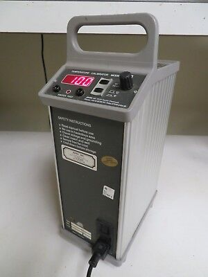 Ametek Jofra Temperature Calibrator Model 202 50-260C 122-500F NC1