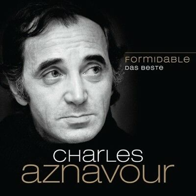 Formidable - Das Beste Charles Aznavour Audio-CD 2 Audio-CDs 2014