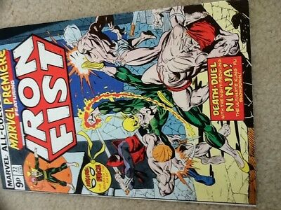Marvel Premier. 22. Vfn/ Nm