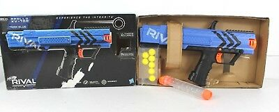 Nerf Rival Apollo XV-700 Team Blue 7 Round Darts Magazine Air Dart Gun 2015