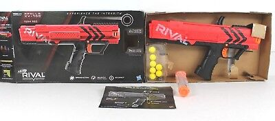 Nerf Rival Apollo XV-700 Team Red 7 Round Darts Magazine Air Dart Gun 2015
