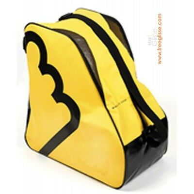 Sac A Chaussures De Ski Sidas Flag Boot Bag jaune