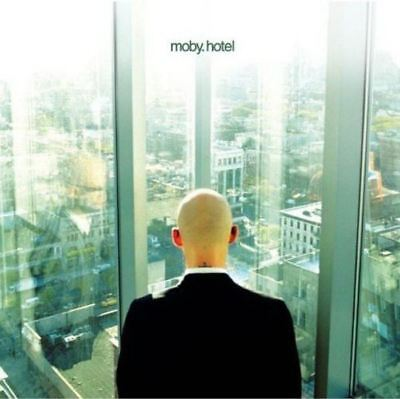 MOBY hotel (2X CD album, limited-edition, box set) downtempo, synth pop, ambient