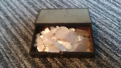 rare antique chinese mother of pearl gaming counters
