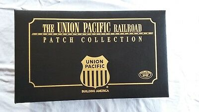 Willabee and Ward Union Pacific Railroad Patch Collection