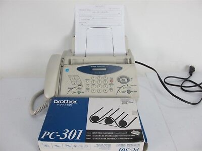 Brother IntelliFax 775 Plain Paper Fax Phone & Copier 775c
