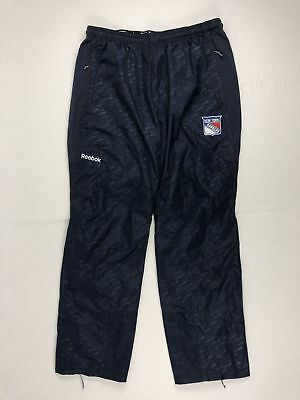 NEW Reebok New York Rangers - Navy Athletic  Pants (Multiple Sizes)