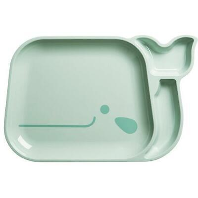 NEW RICE Kids melamine tray - Whale