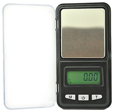 Digital Scale Electronic Green LCD Display Pocket Balance Weighing Scales. 0306
