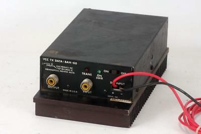 Regency BAH-60 VHF RF Amplifier