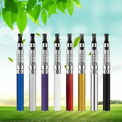 Health 650mAh Mini Electronic Tube E Pen Cigarettes Vapor Kit Set