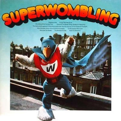 Wombles vinyl LP album record Superwombling UK 80997 CBS 1975