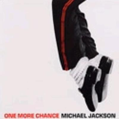 "Michael Jackson One More Chance UK 12"" vinyl single record (Maxi) 6744806 SONY"