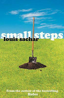 Small Steps by Louis Sachar (English) Paperback Book Free Shipping!